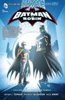 Batman and Robin, Volume 3: Death of the Family 1401246176 Book Cover