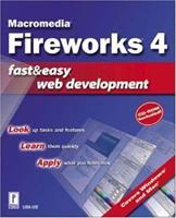 Macromedia Fireworks 4 Fast & Easy Web Development 0761535195 Book Cover