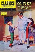 Oliver Twist (Classics Illustrated) 1906814031 Book Cover