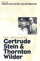 The Letters of Gertrude Stein and Thornton Wilder (Henry McBride Series in Modernism) 0300067747 Book Cover