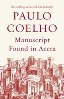Manuscrito encontrado em Accra 0345805054 Book Cover