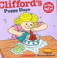 Clifford's Puppy Days (Read with Clifford) 0590636081 Book Cover