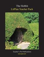 The Hobbit: A Unit Plan (Litplans on CD) 1602491828 Book Cover