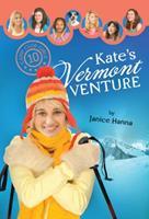Kate's Vermont Venture 160260293X Book Cover