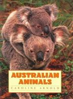 Australian Animals 0688167675 Book Cover