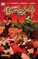 DC Comics Bombshells, Vol. 3: Uprising 1401268773 Book Cover