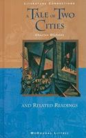 A Tale of Two Cities and Related Readings 0395775442 Book Cover