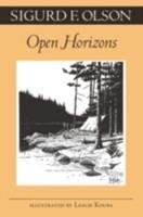 Open Horizons (Fesler-Lampert Minnesota Heritage Book Series) 0394439341 Book Cover