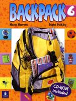 Backpack Student Book & CD-ROM, Level 6 0131923056 Book Cover