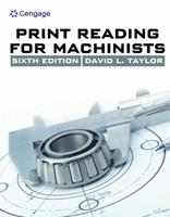 Print Reading for Machinists 1285419618 Book Cover