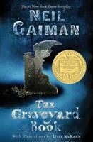 The Graveyard Book 0062081551 Book Cover