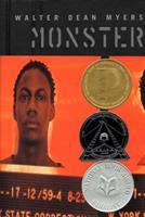 Monster 0064407314 Book Cover