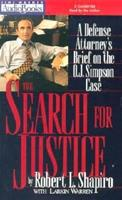 The Search for Justice, Vol. 2 1570424322 Book Cover
