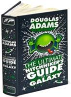 The Ultimate Hitchhiker's Guide: Five Complete Novels and One Story 0517149257 Book Cover