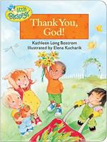 Thank You, God! (Little Blessings Line) 0842353712 Book Cover