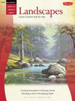 Acrylic: Landscapes 0929261445 Book Cover