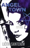 Angel Town 0316074160 Book Cover