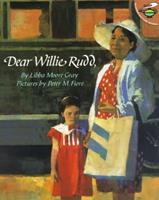 Dear Willie Rudd 0671797743 Book Cover