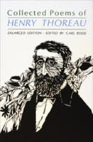 The Collected Poems of Henry Thoreau 0801800811 Book Cover