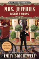 Mrs. Jeffries Rights a Wrong 039958420X Book Cover