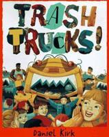 Trash Trucks 0399229272 Book Cover