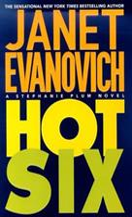 Hot Six 0312205406 Book Cover