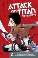 Attack on Titan: No Regrets, Volume 02 1612629431 Book Cover