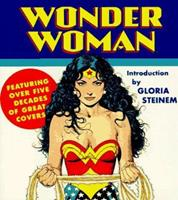 Wonder Woman : Featuring over Five Decades of Great Covers (Tiny Folio) 0789200120 Book Cover