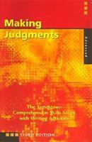 Comprehension Skills: Making Judgements (Advanced) 0809201577 Book Cover