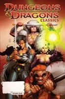 Dungeons & Dragons Classics, Volume 4 1613775601 Book Cover