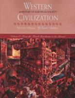 Western Civilization: A History of European Society, Volume C: From the French Revolution to the Present (Western Civilization) 0534545440 Book Cover