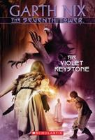 The Violet Keystone 0439176875 Book Cover