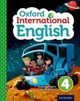 Oxford International Primary English Student Book 4 0198390343 Book Cover
