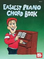 Mel Bay's Easiest Piano Chord Book 0871669838 Book Cover