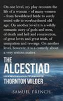 The Alcestiad: Or, A Life In the Sun 0060146389 Book Cover