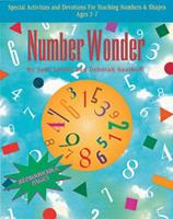 Number Wonder: Teaching Basic Math Concepts to Preschoolers 0805403604 Book Cover
