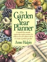 The Garden Year Planner 0399518649 Book Cover