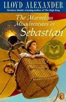 The Marvelous Misadventures of Sebastian 0141308168 Book Cover
