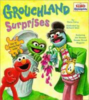 Grouchland Surprises (Elmo in Grouchland) 0375801375 Book Cover