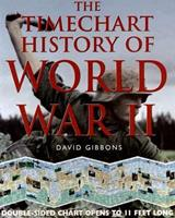 The Timechart History of World War II 1903025206 Book Cover