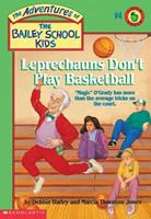 The Leprechauns Don't Play Basketball 0590448226 Book Cover