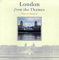 London from the Thames 0316850896 Book Cover