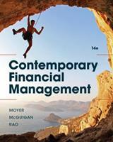 Contemporary Financial Management 0324653506 Book Cover