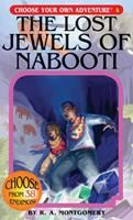 The Lost Jewels of Nabooti 0553143581 Book Cover