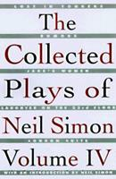 The Collected Plays of Neil Simon Vol IV 068484785X Book Cover