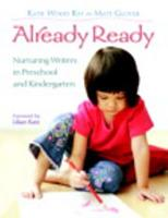 Already Ready: Nurturing the Writing Lives of Preschoolers 0325010730 Book Cover
