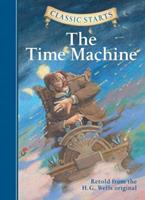 Classic Starts: The Time Machine 1402745826 Book Cover
