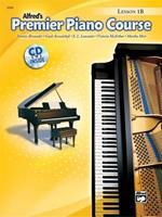 Premier Piano Course Lesson 1b 0739033735 Book Cover
