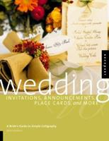 Wedding Invitations, Announcements, Place Cards, and More