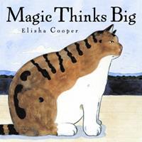 Magic Thinks Big 0060581646 Book Cover